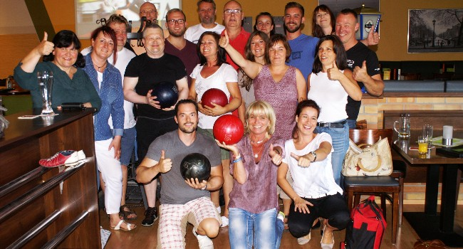 Sommerbowling 2015