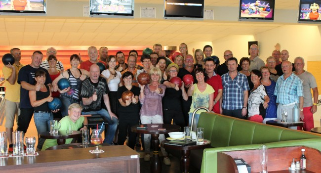 Sommerbowling 2016